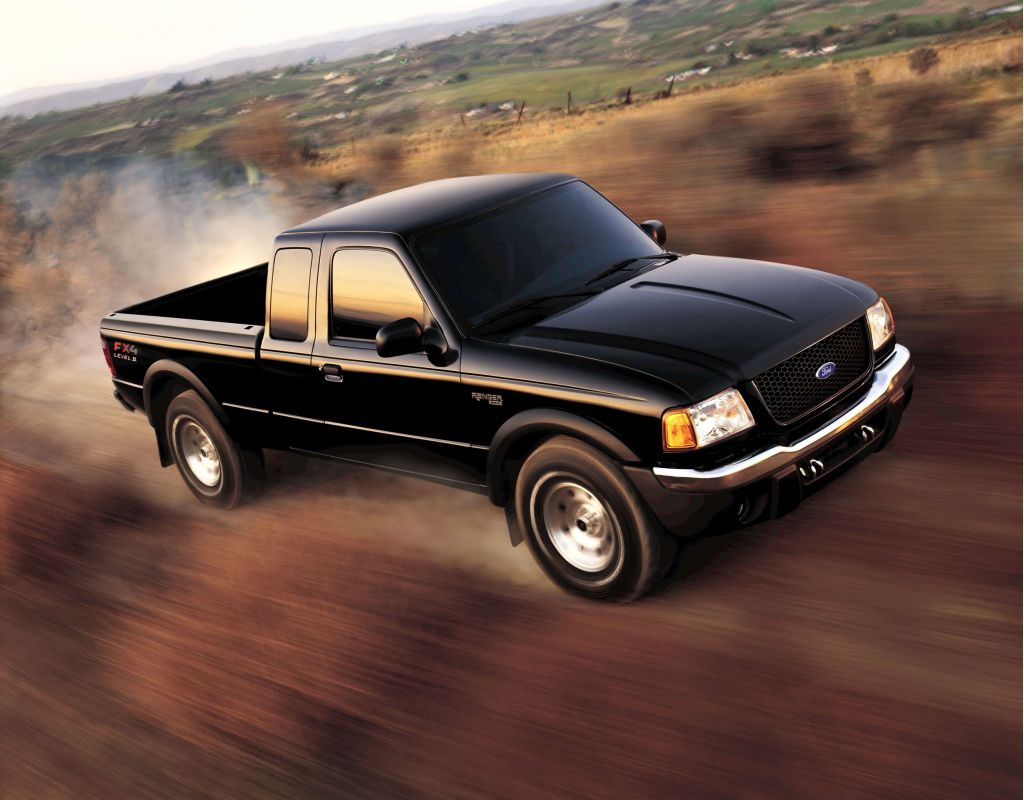 2003 Ford Ranger Review Ratings Specs Prices And Photos The Power Window Motor For 1993 Car Connection