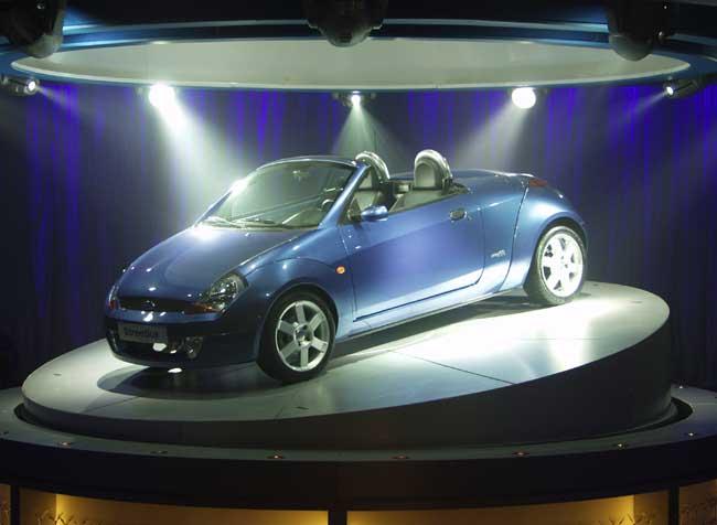 2003 Ford Streetka