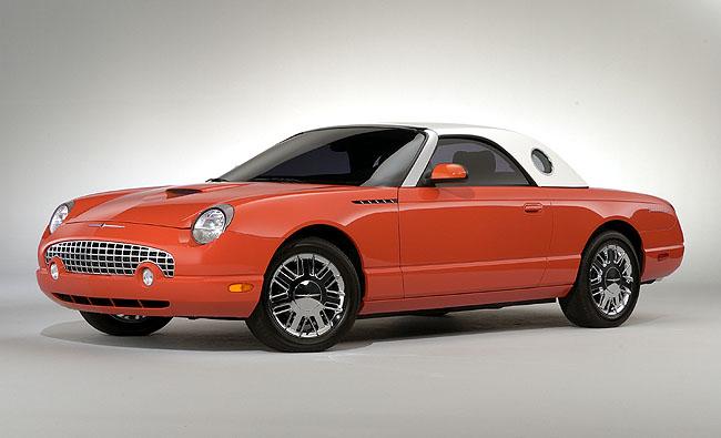 2003 Ford Thunderbird 007 Edition
