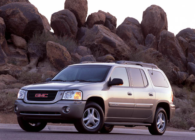 2002 Gmc Envoy Xl Review Ratings Specs Prices And Photos The