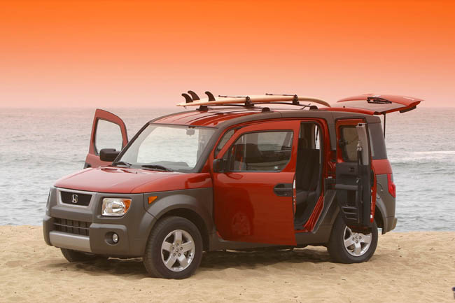 2003 Honda Element Review Ratings Specs Prices And Photos The