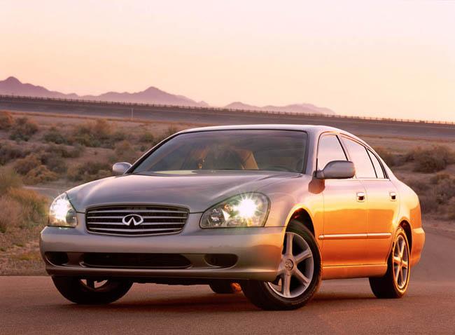 2003 Infiniti Q45