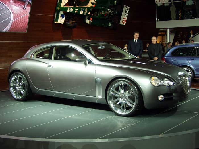 image 2003 jaguar rd6 concept frankfurt auto show size 700 x 525 type gif posted on. Black Bedroom Furniture Sets. Home Design Ideas