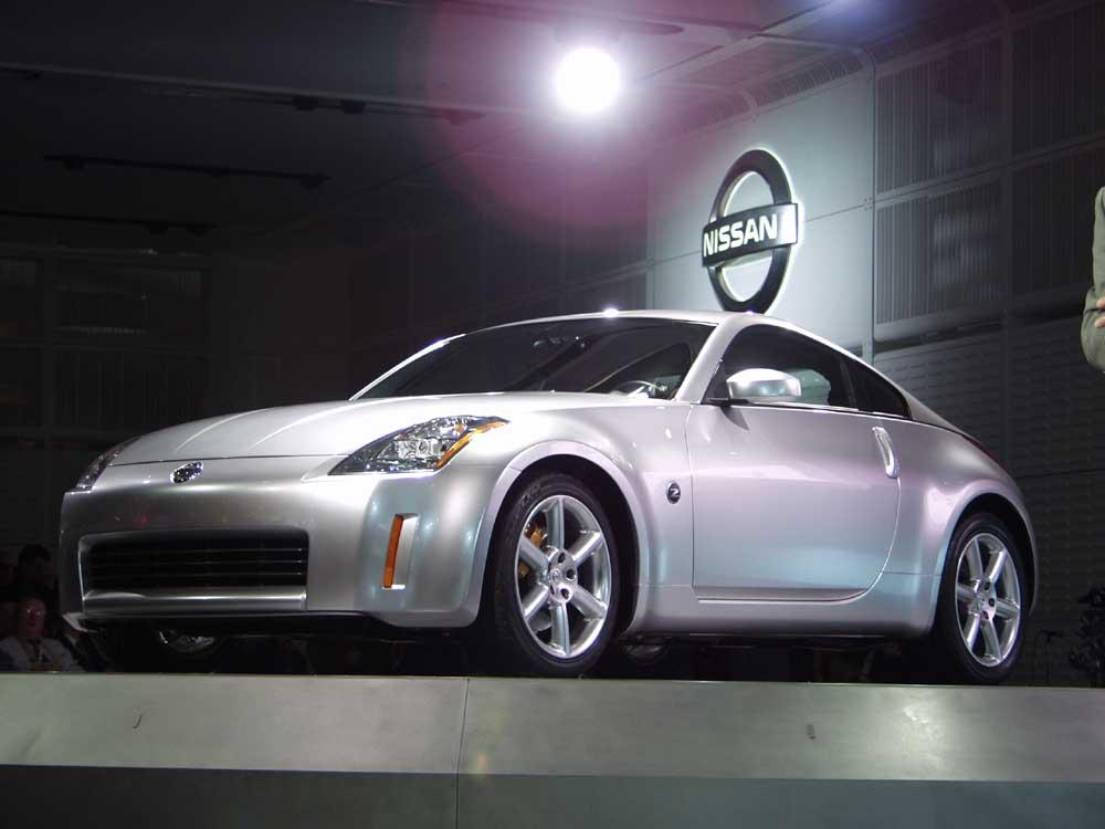 2003 Nissan 350Z