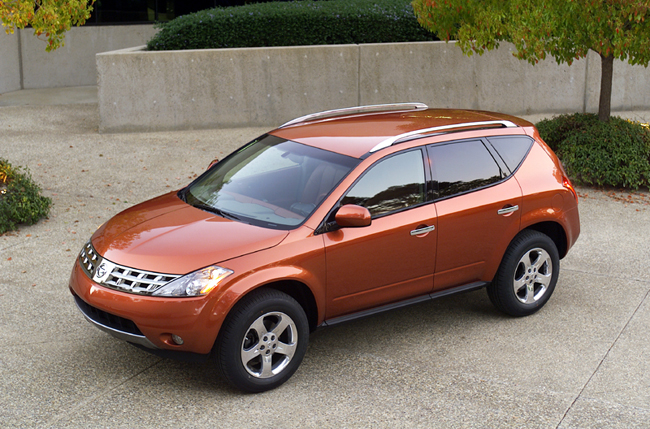 2005 nissan murano review, ratings, specs, prices, and photos - the