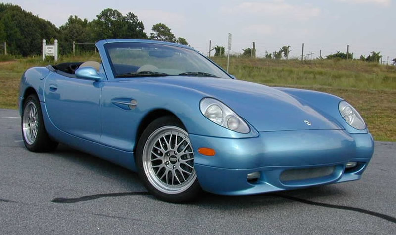 2003 Panoz Esperante Review Ratings Specs Prices And Photos The Car Connection