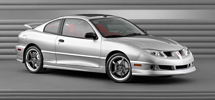 2003 Pontiac Sunfire Autocross concept