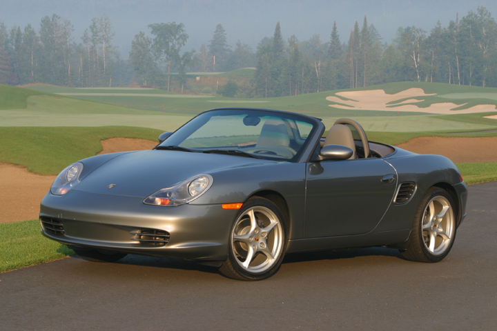 2003 Porsche Boxster Review Ratings Specs Prices and Photos