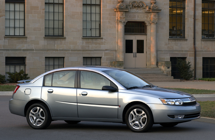 2003 Saturn Ion Review Ratings Specs Prices And Photos The Car