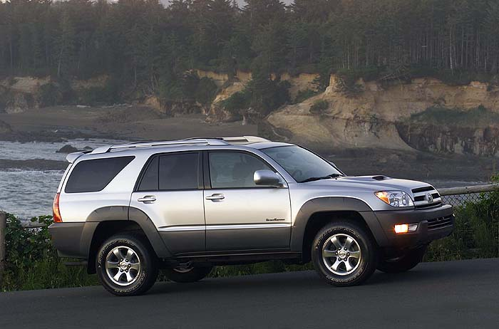 2003 Toyota 4runner Review Ratings Specs Prices And Photos The Car Connection