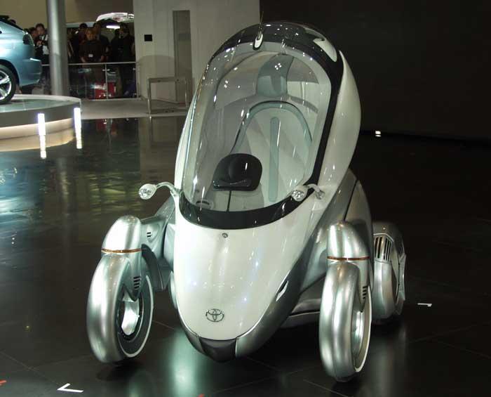 2003 Toyota PM conceptt, Tokyo Motor Show