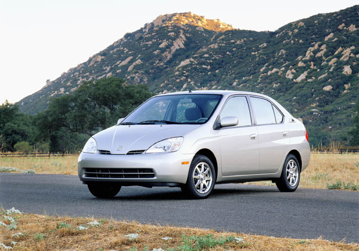 2001 - 2003 Prius Hybrids Recalled By Toyota
