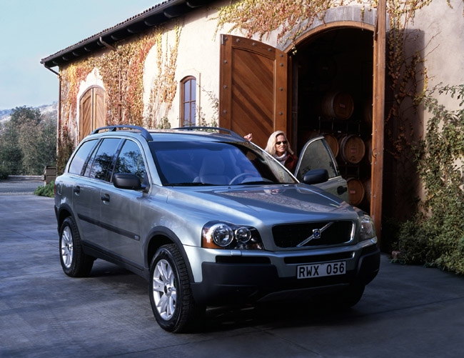 2003 Volvo Xc90 Review Ratings Specs Prices And Photos The Car Connection