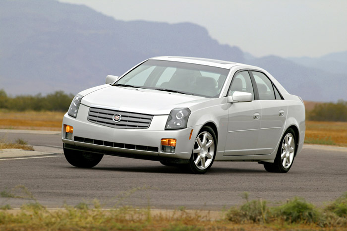 2004 Cadillac CTS Review, Ratings, Specs, Prices, and Photos - The