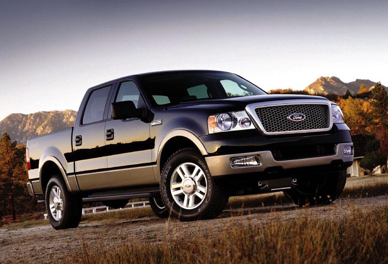 Ford Recalls 1.1 Million Trucks For Fuel Tank Flaw