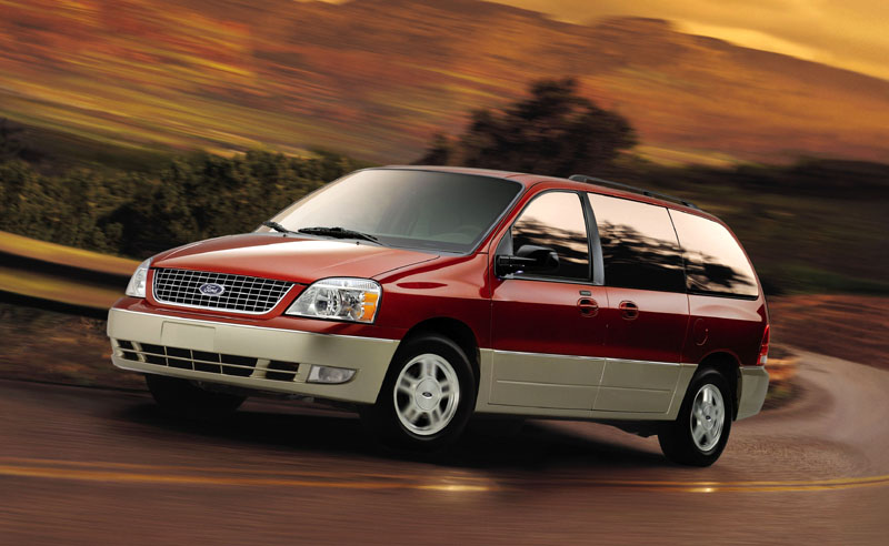2004 Ford Freestar Review Ratings Specs Prices And Photos The Car Connection