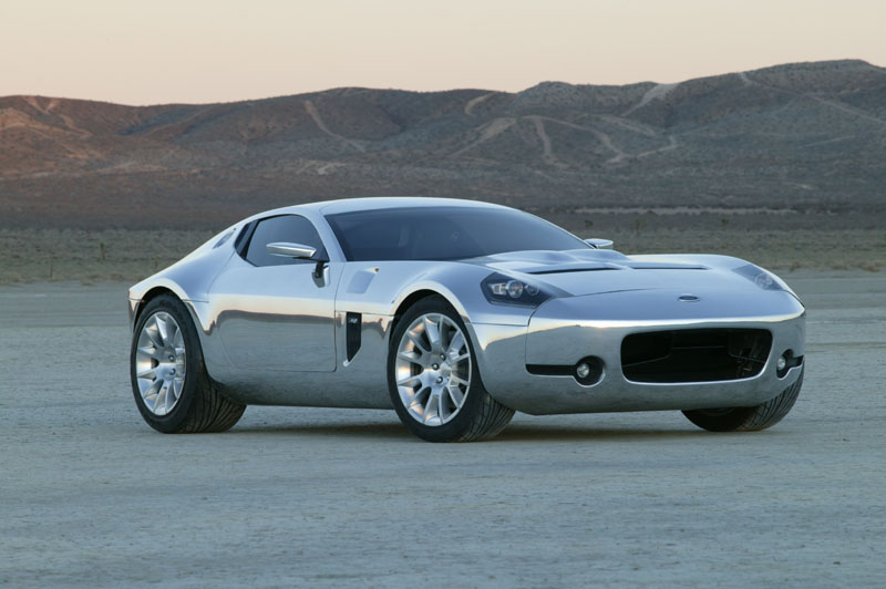 Stunning Shelby Gr 1 Concept Headed To Production Thanks Superformance