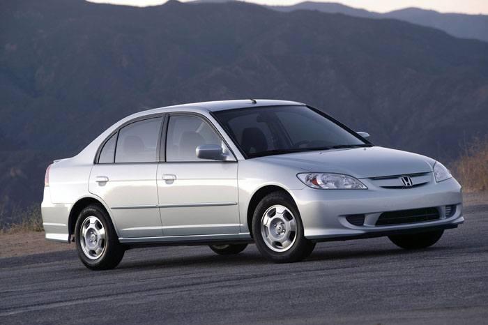2004 Honda Civic Hybrid Review, Ratings, Specs, Prices, and Photos