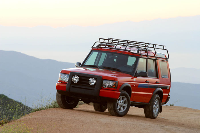 Image: 2004 Land Rover Discovery, size: 700 x 467, type ...