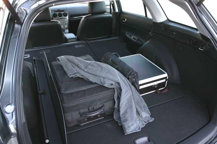 2004 Mazda6 Wagon