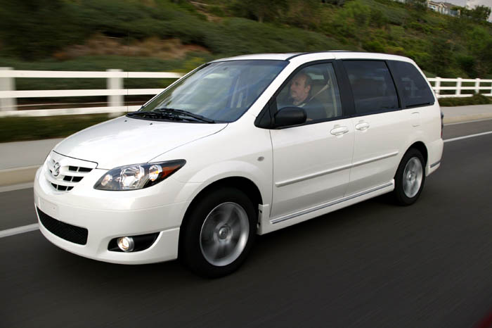 2004 Mazda Mpv Review Ratings Specs Prices And Photos The Car Connection
