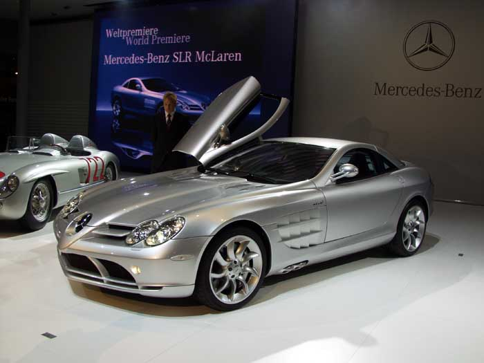 Marvelous 2004 Mercedes Benz SLR McLaren Review, Ratings, Specs, Prices, And Photos    The Car Connection