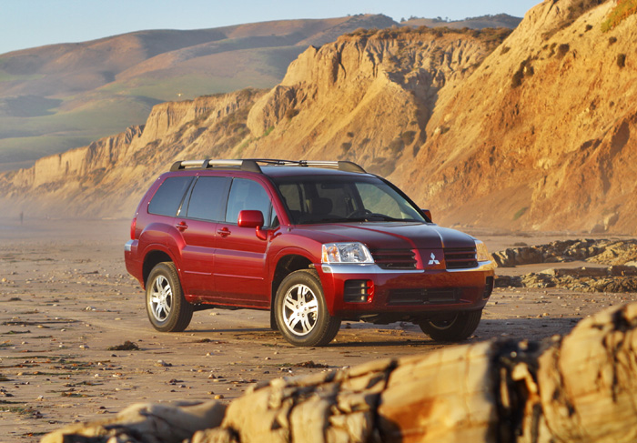 2004 Mitsubishi Endeavor Review Ratings Specs Prices And Photos