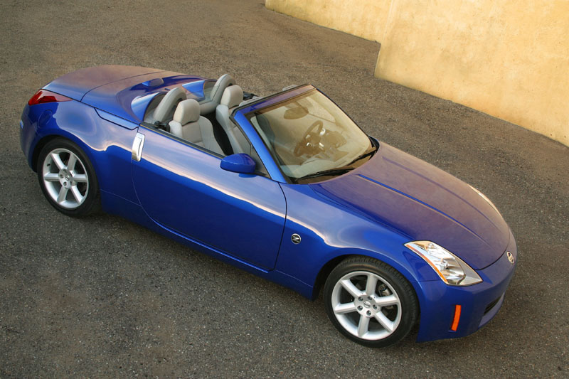 2004 Nissan 350Z Review, Ratings, Specs, Prices, And Photos   The Car  Connection