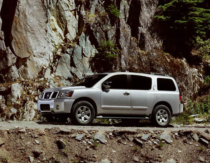 2004 Nissan Armada Review Ratings Specs Prices And Photos The