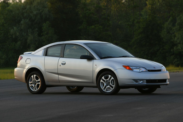 2004 Saturn Ion Review Ratings Specs Prices And Photos The Car
