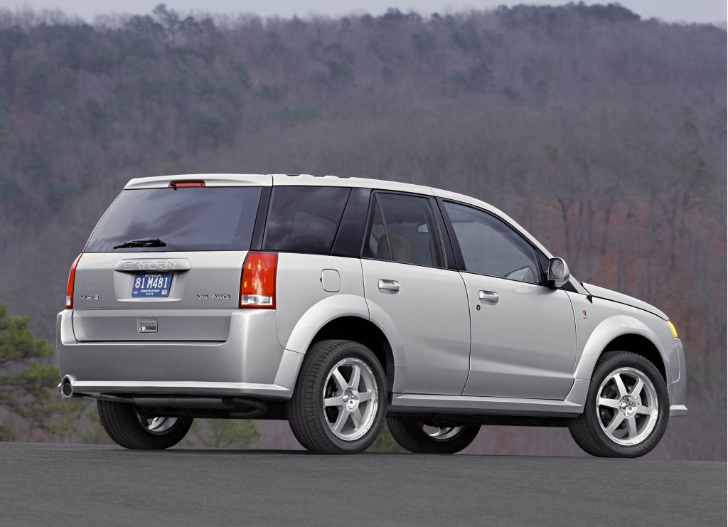 2004 Saturn Vue Review Ratings Specs Prices And Photos The Car Connection