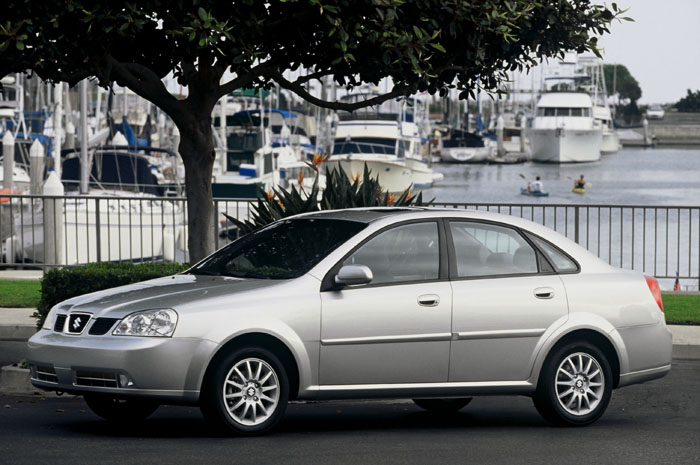 2018 suzuki forenza.  forenza 2004 suzuki forenza review ratings specs prices and photos  the car  connection to 2018 suzuki forenza