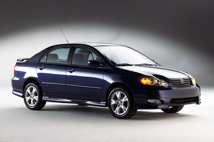 Toyota Corolla, Matrix, Sequoia, Tundra; Lexus SC; Pontiac Vibe Recalled To Replace Takata Airbags