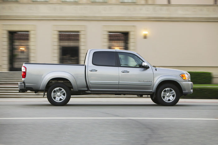 2004 Toyota Tundra Review, Ratings, Specs, Prices, And Photos   The Car  Connection