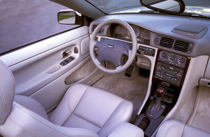 2004 Volvo C70 Convertible