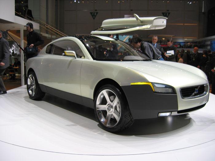 2004 Volvo YCC concept, Geneva Motor Show