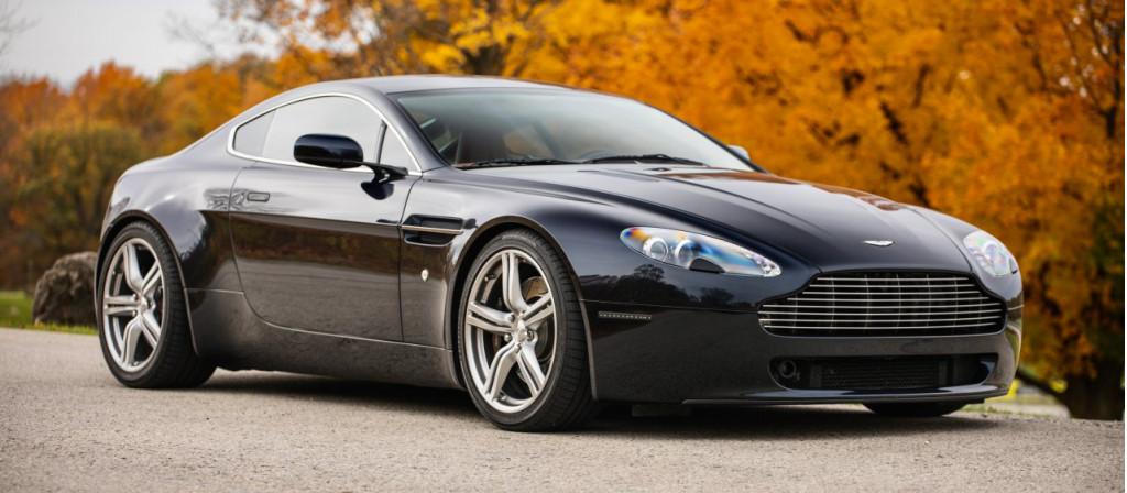 2005-17 Aston Martin Vantage- Hagerty Media