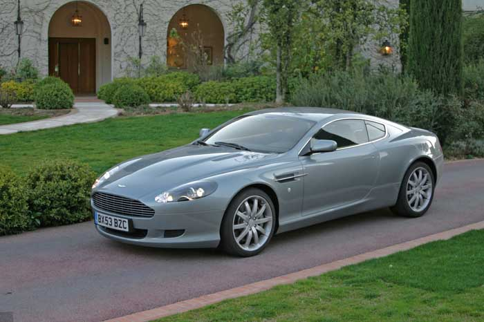 Aston Martin DB Review Ratings Specs Prices And Photos - How much is an aston martin db9