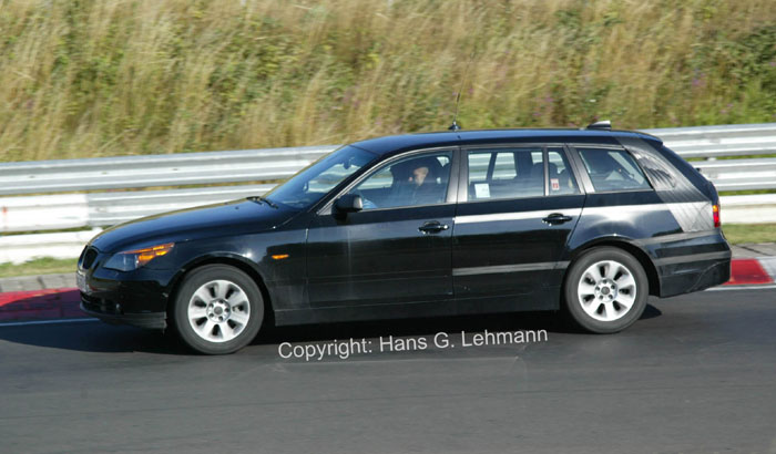Image 2005 Bmw 5 Series Wagon Size 700 X 410 Type Gif Posted
