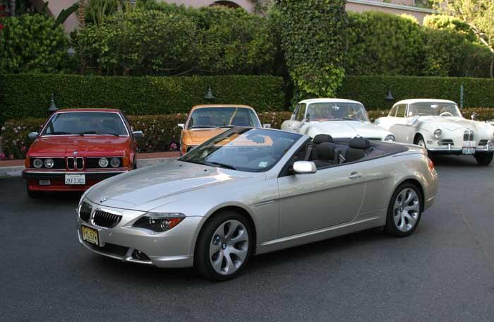 2005 BMW 645Ci
