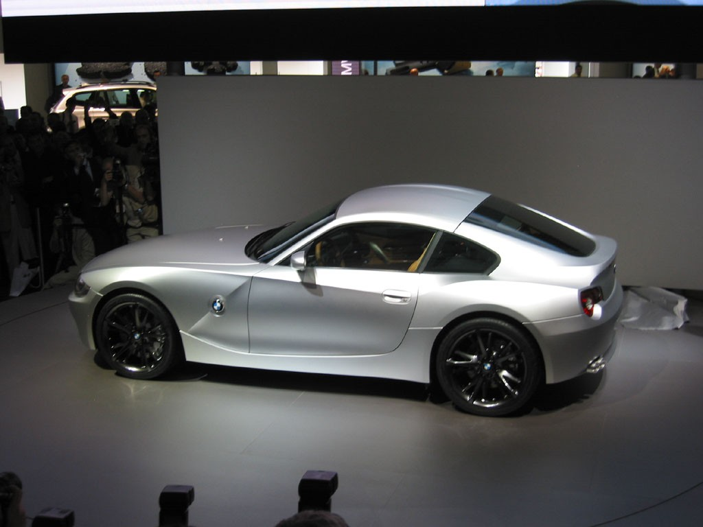 Image 2005 Bmw Z4 Coupe Concept Size 1024 X 768 Type