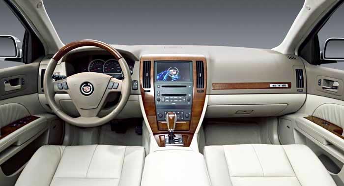 2005 Cadillac STS