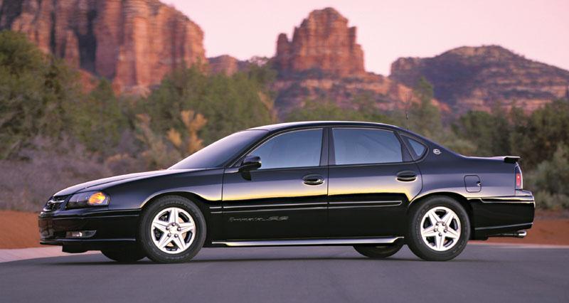 2005 Chevrolet Impala SS