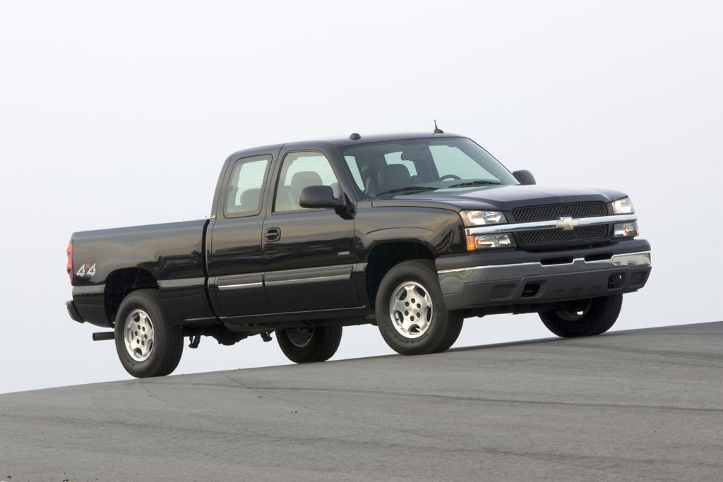 2005 Chevrolet Silverado 1500 Hybrid Chevy Review Ratings Specs Prices And Photos The Car Connection