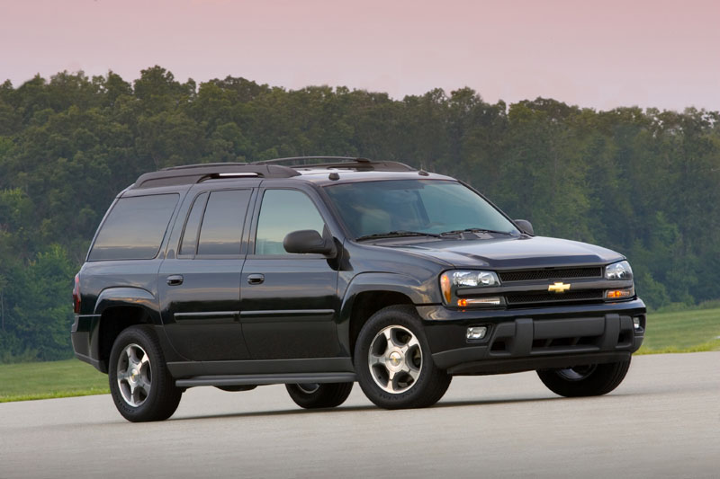 2005 Chevrolet Trailblazer Chevy Review Ratings Specs Prices And Photos The Car Connection