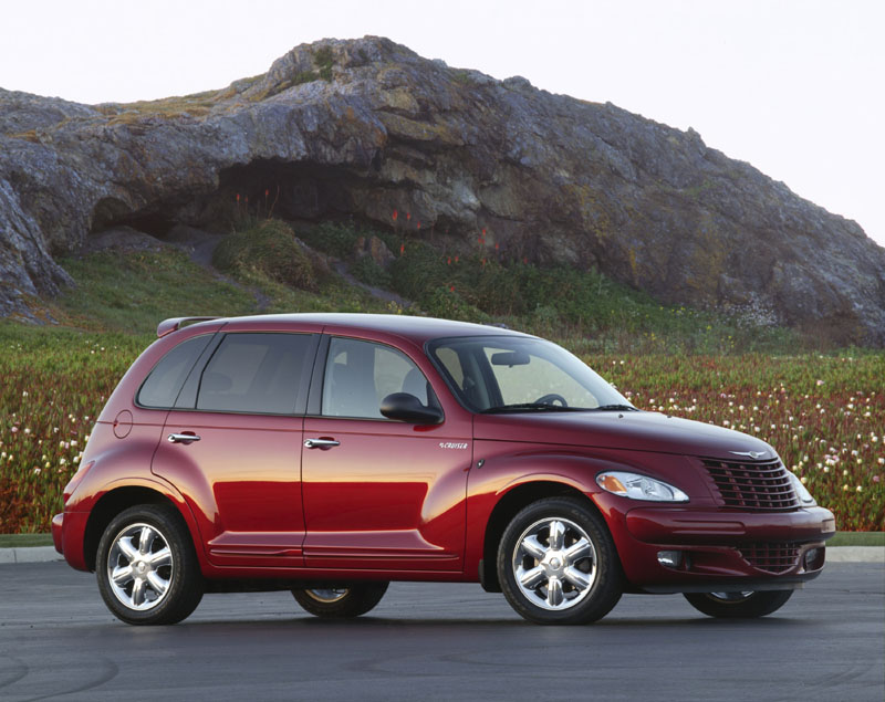 the meteoric rise and catastrophic fall of the pt cruiser. Black Bedroom Furniture Sets. Home Design Ideas