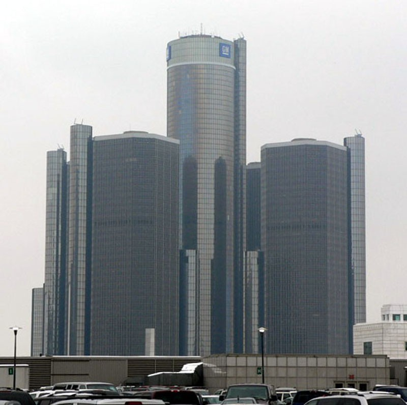 2005 Detroit Auto Show: Behind The Scenes
