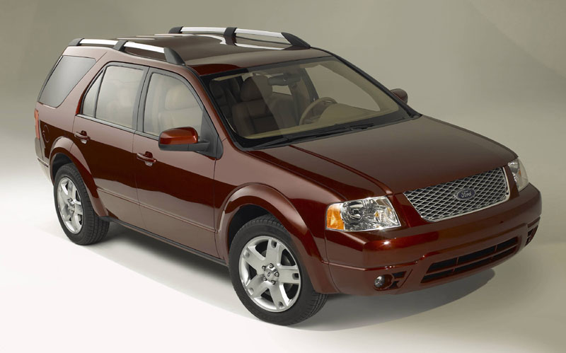 2005 Ford Freestyle Review Ratings Specs Prices And Photos The Car Connection