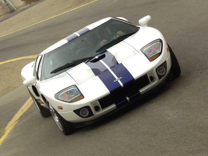 & Ford GT Successor To Go Hybrid? markmcfarlin.com