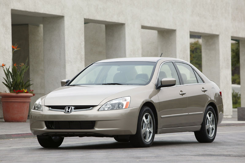 2005 Honda Accord Hybrid Review Ratings Specs Prices And Photos The Car Connection